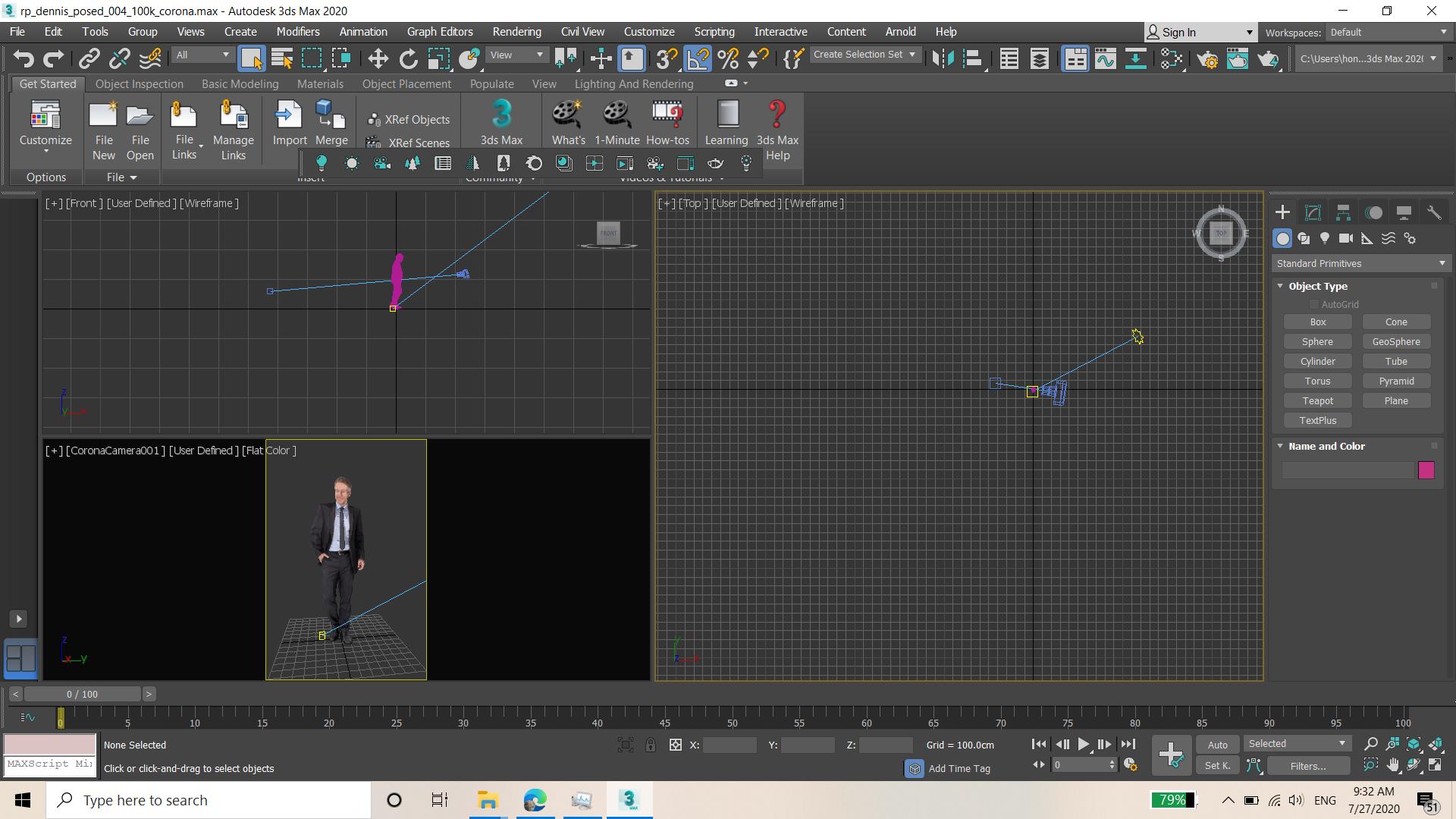 3Ds Max Platino
